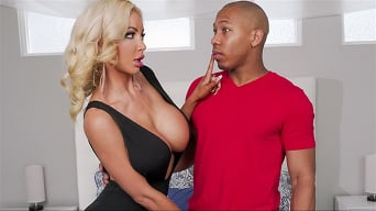 Nicolette Shea in 'I'm Not Cheating!'