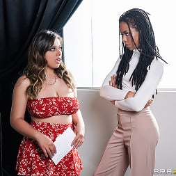 Ella Knox in 'Brazzers' Healthy Cumpetition (Thumbnail 2)