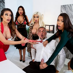 Bridgette B in 'Brazzers' Office 4-Play: Latina Edition (Thumbnail 2)