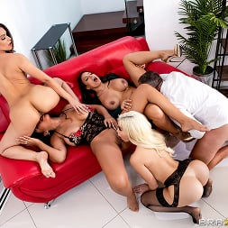 Bridgette B in 'Brazzers' Office 4-Play: Latina Edition (Thumbnail 3)