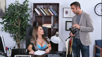 Jenna Presley in 'Cops and Donuts'