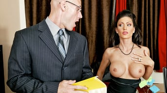 Jessica Jaymes in 'Its Good to be Boss'