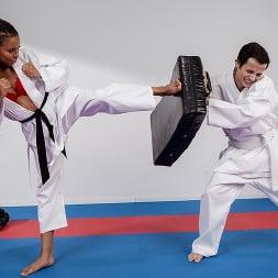 Kira Noir in 'Brazzers' Fighting Foot Domination (Thumbnail 6)