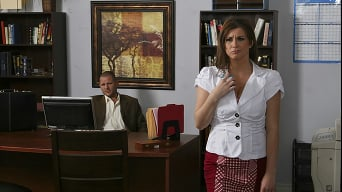 Sara Stone in 'How to please my Boss'