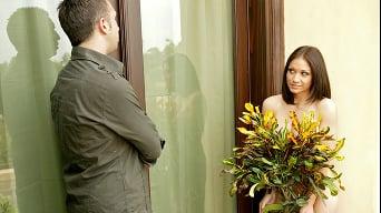 Karrlie Dawn in 'Locked Out!'