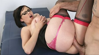 Katie Kox in 'Thats How We Treat Volunteers!'