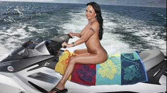 Mariah Milano in 'On the Love Boat with Mariah Milano'