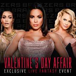 Demi Sutra in 'Brazzers' Brazzers LIVE: Valentine's Day Affair (Thumbnail 1)
