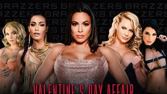 Demi Sutra in 'Brazzers LIVE: Valentine's Day Affair'