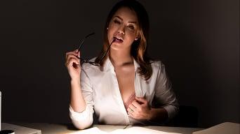 Alina Lopez en 'Mentiroso, mentiroso'