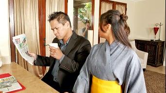Kina Kai in 'Kung Fu Fucking'