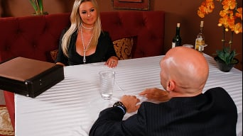 Abbey Brooks in 'Handling His Business'
