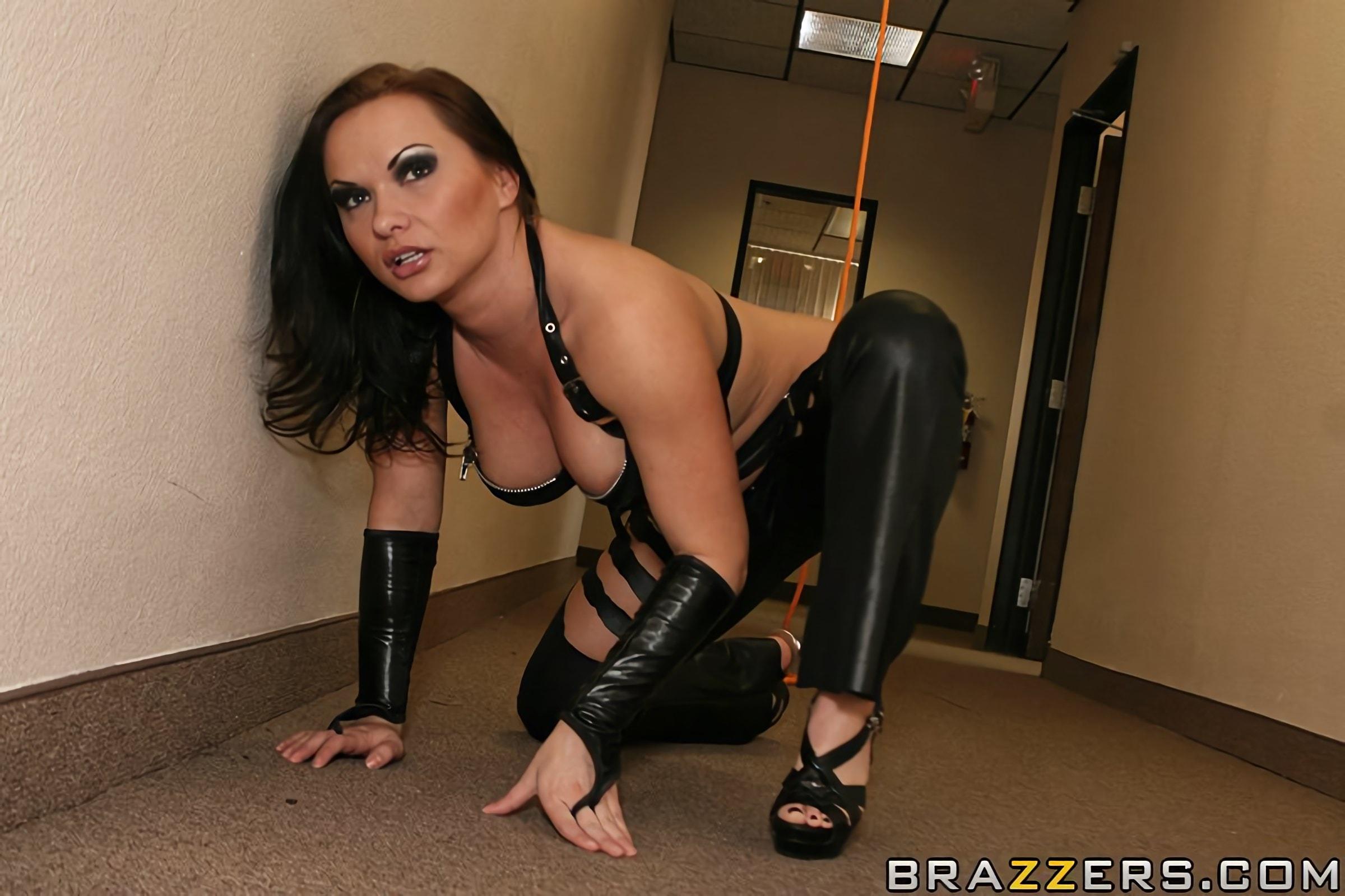 Brazzers 'Big Treasure Cock In Big Beautiful Asshole' starring Katja Kassin (Photo 5)