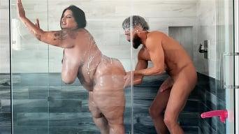 Sofia Rose in 'Dildo Showers Bring Big Cocks'