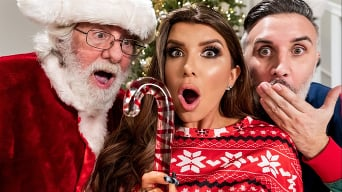 Romi Rain in 'Claus Gets To Watch'