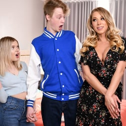 Katie Morgan in 'Brazzers' Safe To Say I Fucked Your Stepmom (Thumbnail 1)