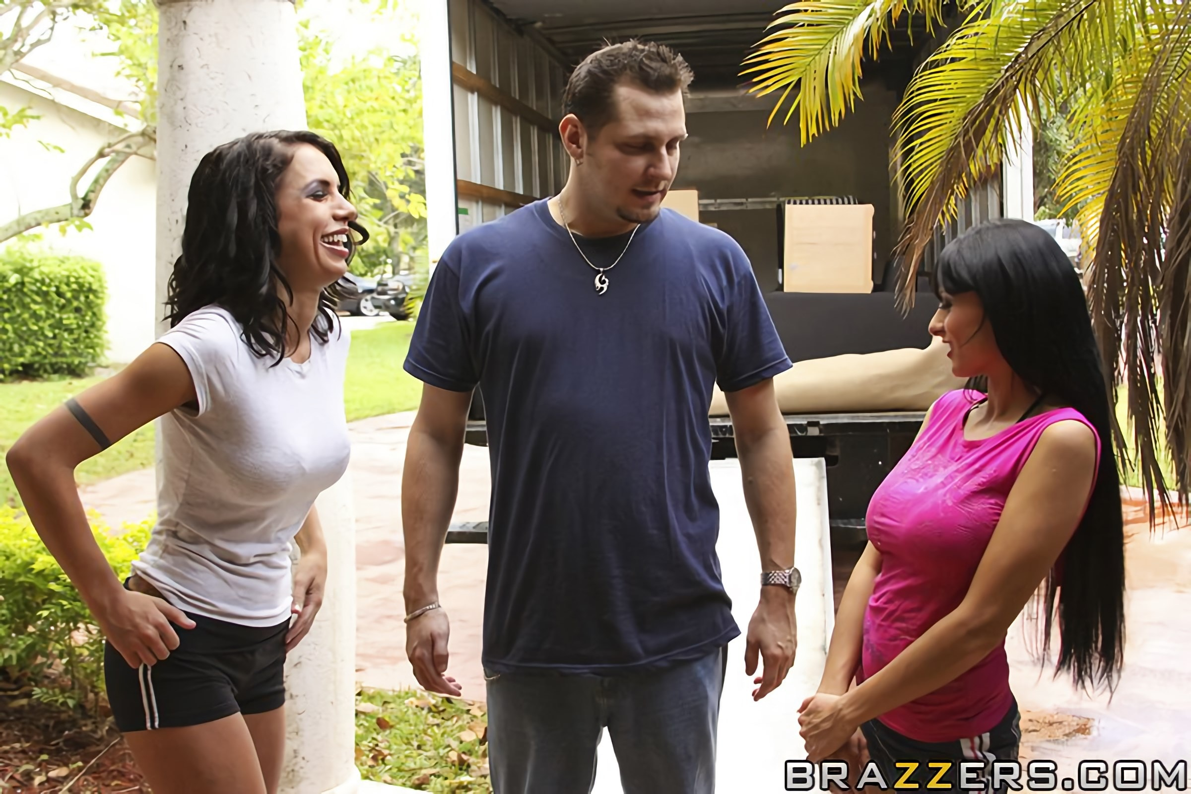 Brazzers 'Truck Moving Treat' starring Alison Star (Photo 5)