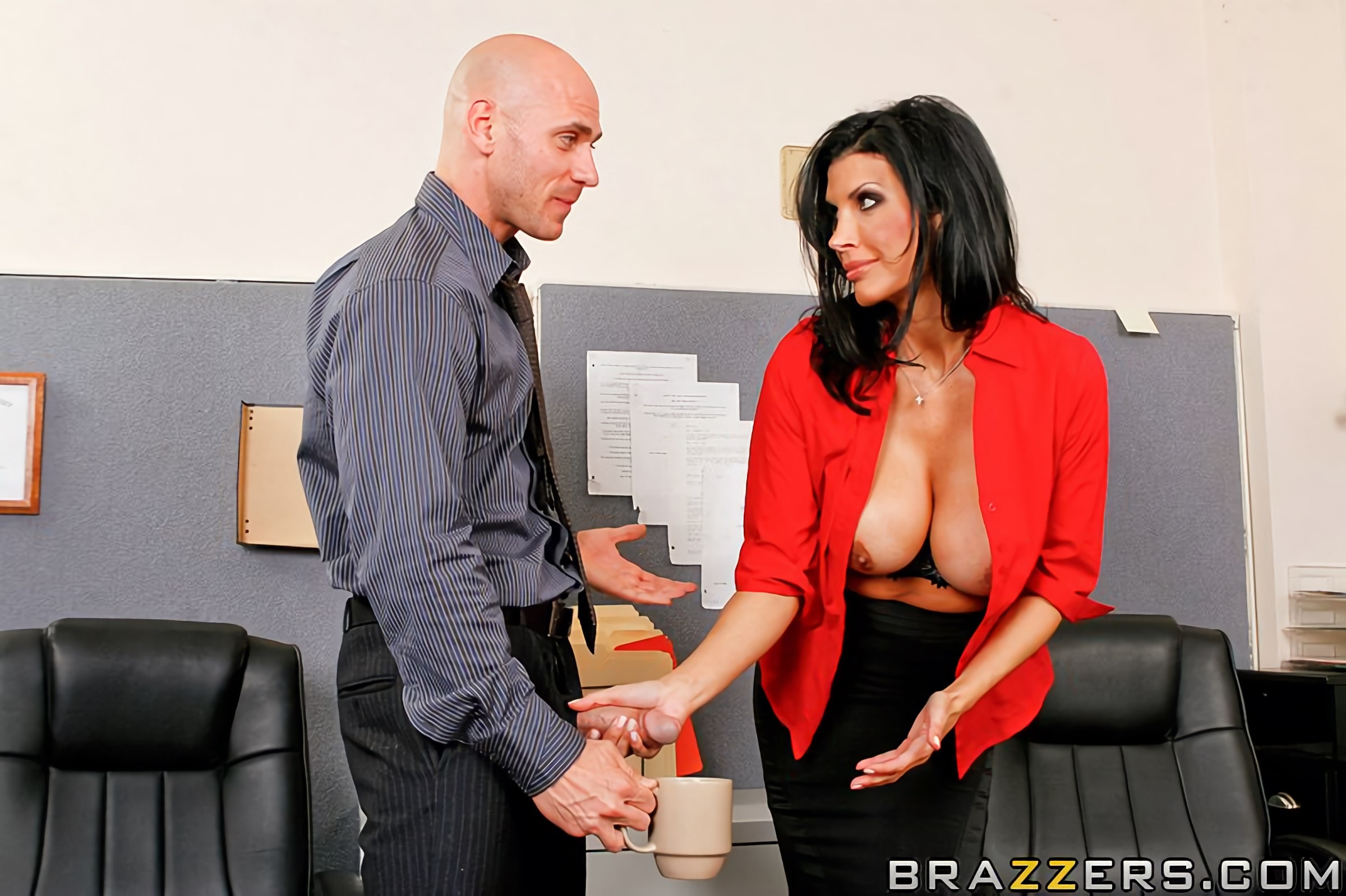 Brazzers 'Dont Forget The Cream!' starring Shay Sights (Photo 7)