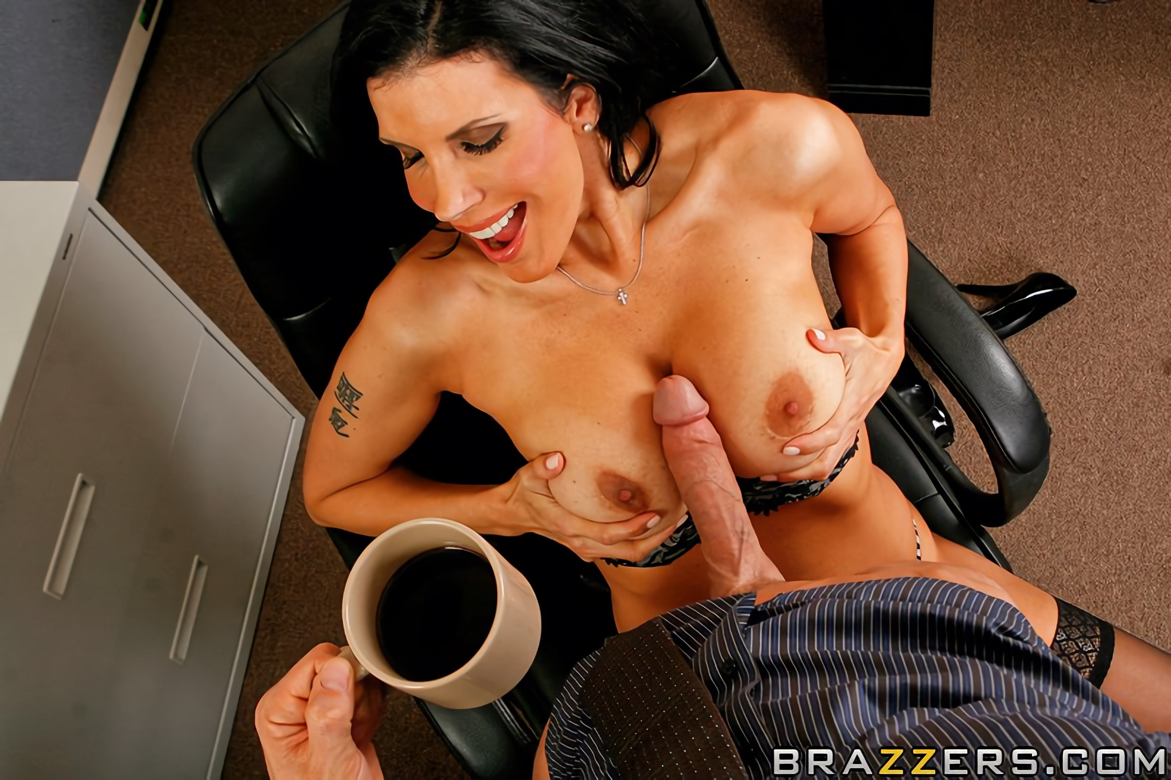 Brazzers 'Dont Forget The Cream!' starring Shay Sights (Photo 9)