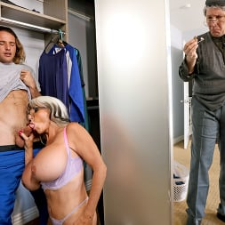 Sally D'Angelo in 'Brazzers' Sneaky Grandma (Thumbnail 1)