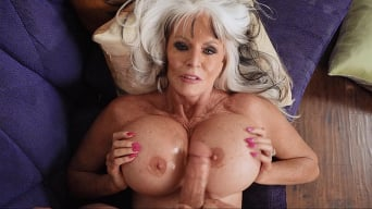 Sally D'Angelo in 'Sneaky Grandma'