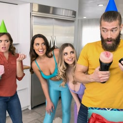 Codi Vore in 'Brazzers' Smashing My Hot Lesbian Roommates (Thumbnail 1)