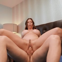 Alexis Fawx in 'Brazzers' Cleaning The College Guy's Cock (Thumbnail 3)