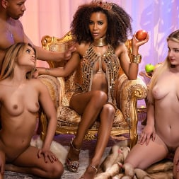 Demi Sutra in 'Brazzers' The Garden Of Demi's Delights (Thumbnail 1)