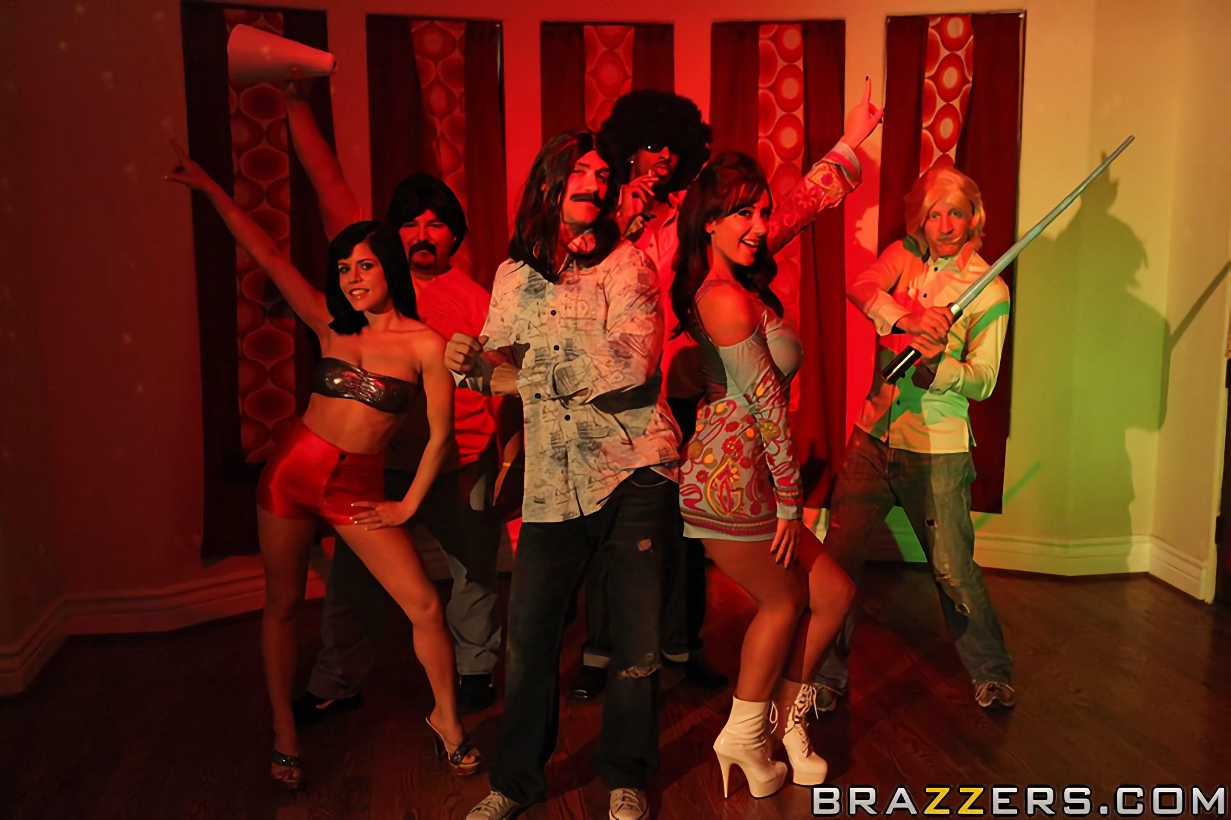 Brazzers 'That 70s Porn' starring Jayden Jaymes (Photo 4)