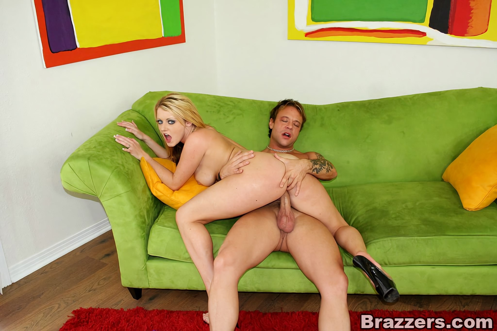 Brazzers 'Big ass chick Sophie Dee' starring Sophie Dee (Photo 9)