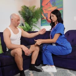 Azul Hermosa in 'Brazzers' Nurse Azul Makes A House Call (Thumbnail 2)