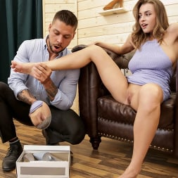 Josephine Jackson in 'Brazzers' Is That Cum On Your Shoehorn (Thumbnail 1)