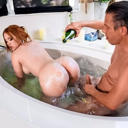 Madison Morgan in 'Brazzers' What Romantic Evening (Thumbnail 1)