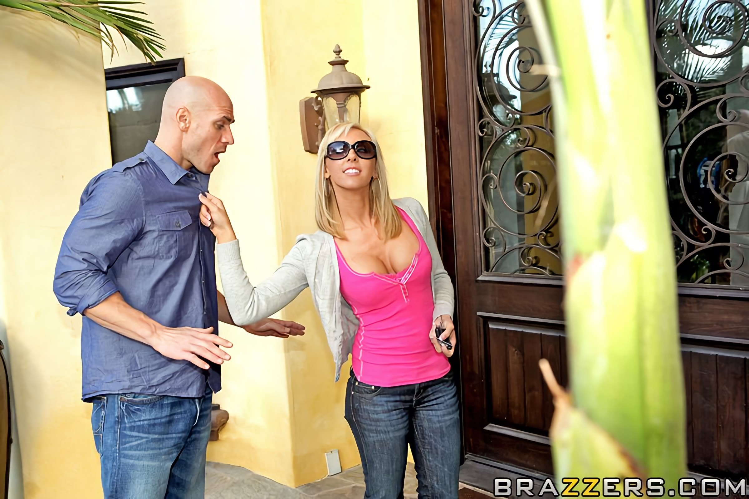 Brazzers 'House of Sluts- Chapter 1' starring Jessica Lynn (Photo 5)