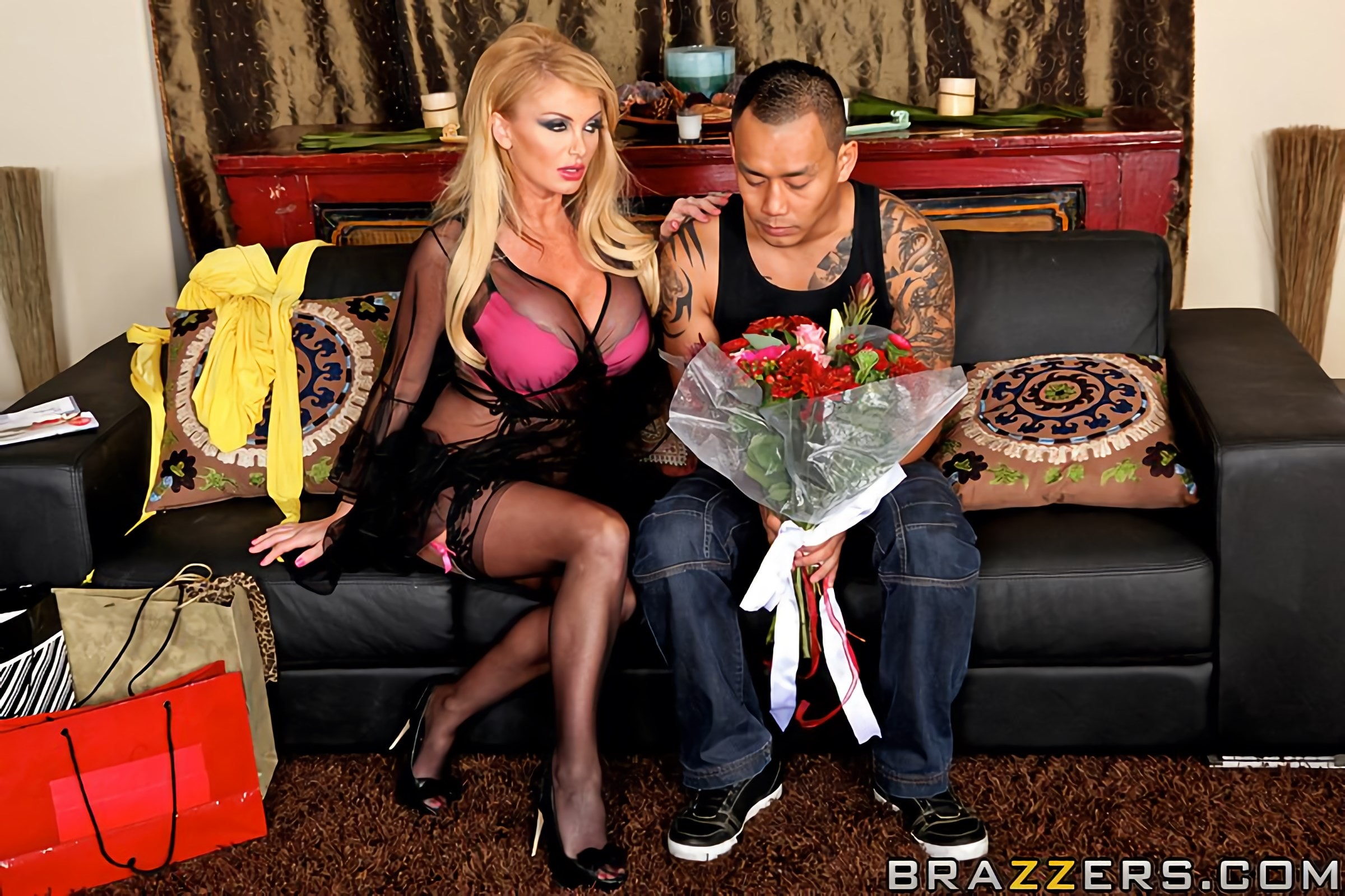 Brazzers 'House of Sluts- Chapter 2' starring Taylor Wane (Photo 6)