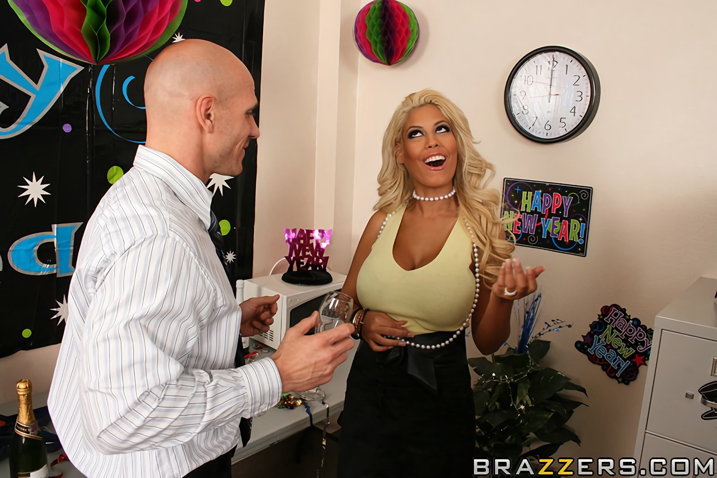 Brazzers 'Starting The New Year With A Bang' starring Bridgette B (Photo 6)