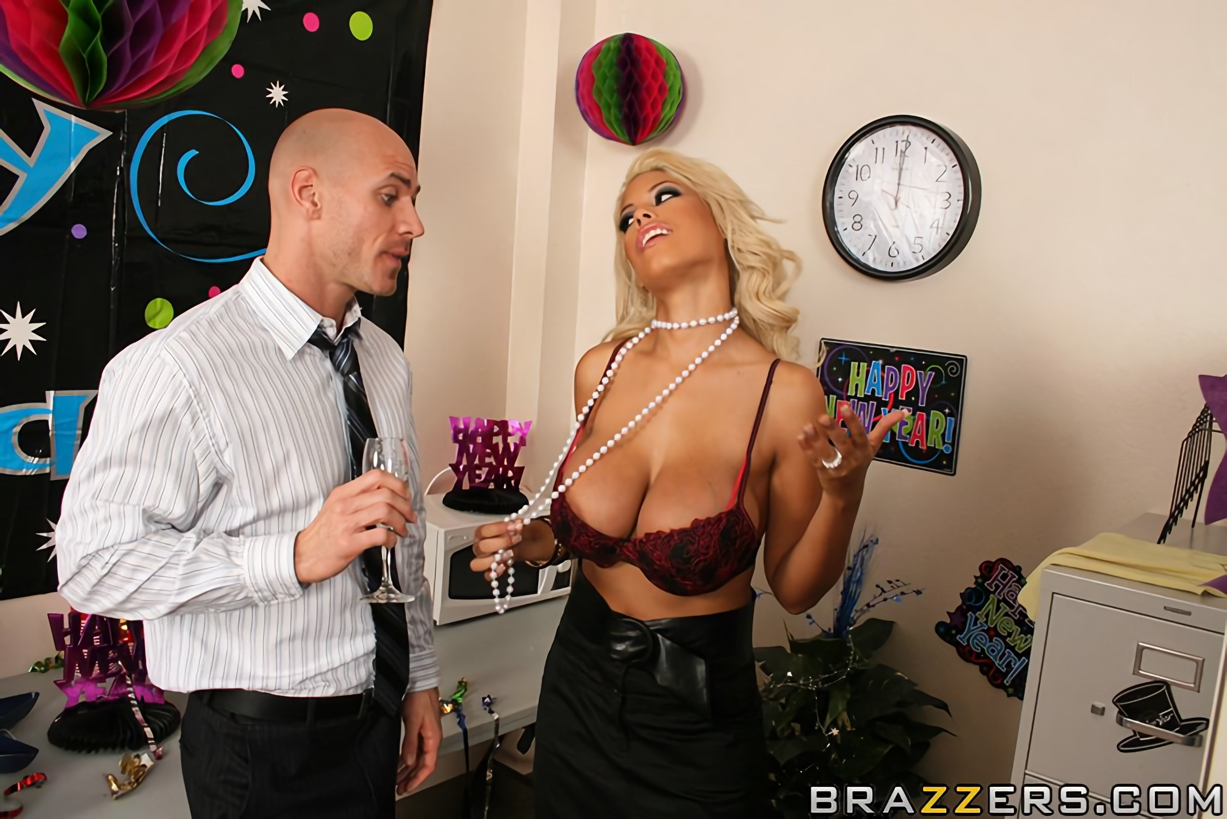 Brazzers 'Starting The New Year With A Bang' starring Bridgette B (Photo 7)