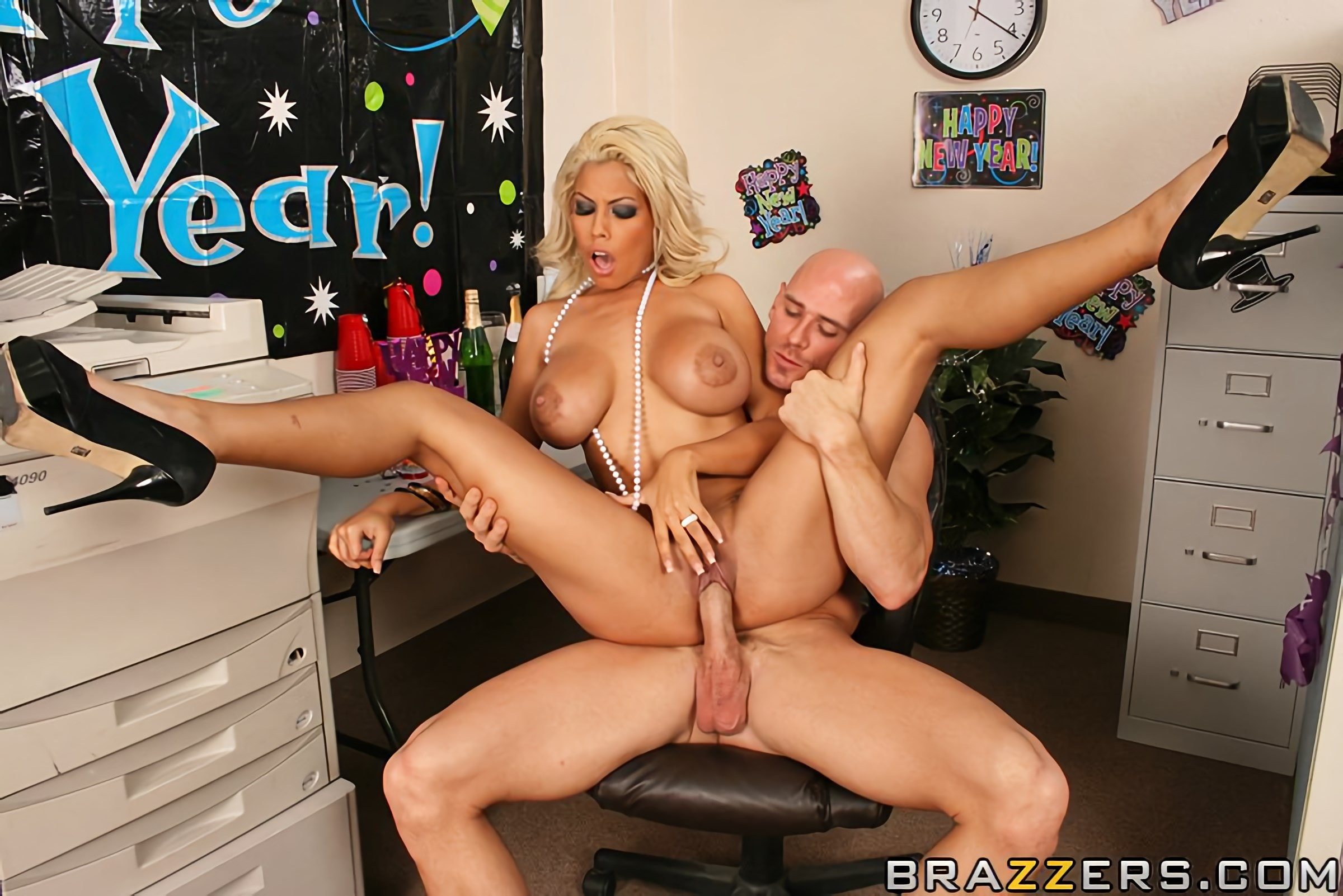 Brazzers 'Starting The New Year With A Bang' starring Bridgette B (Photo 15)