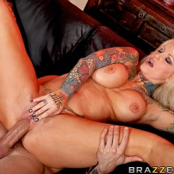 Janine Lindemulder in 'Brazzers' Summoning The Big Cocks (Thumbnail 10)