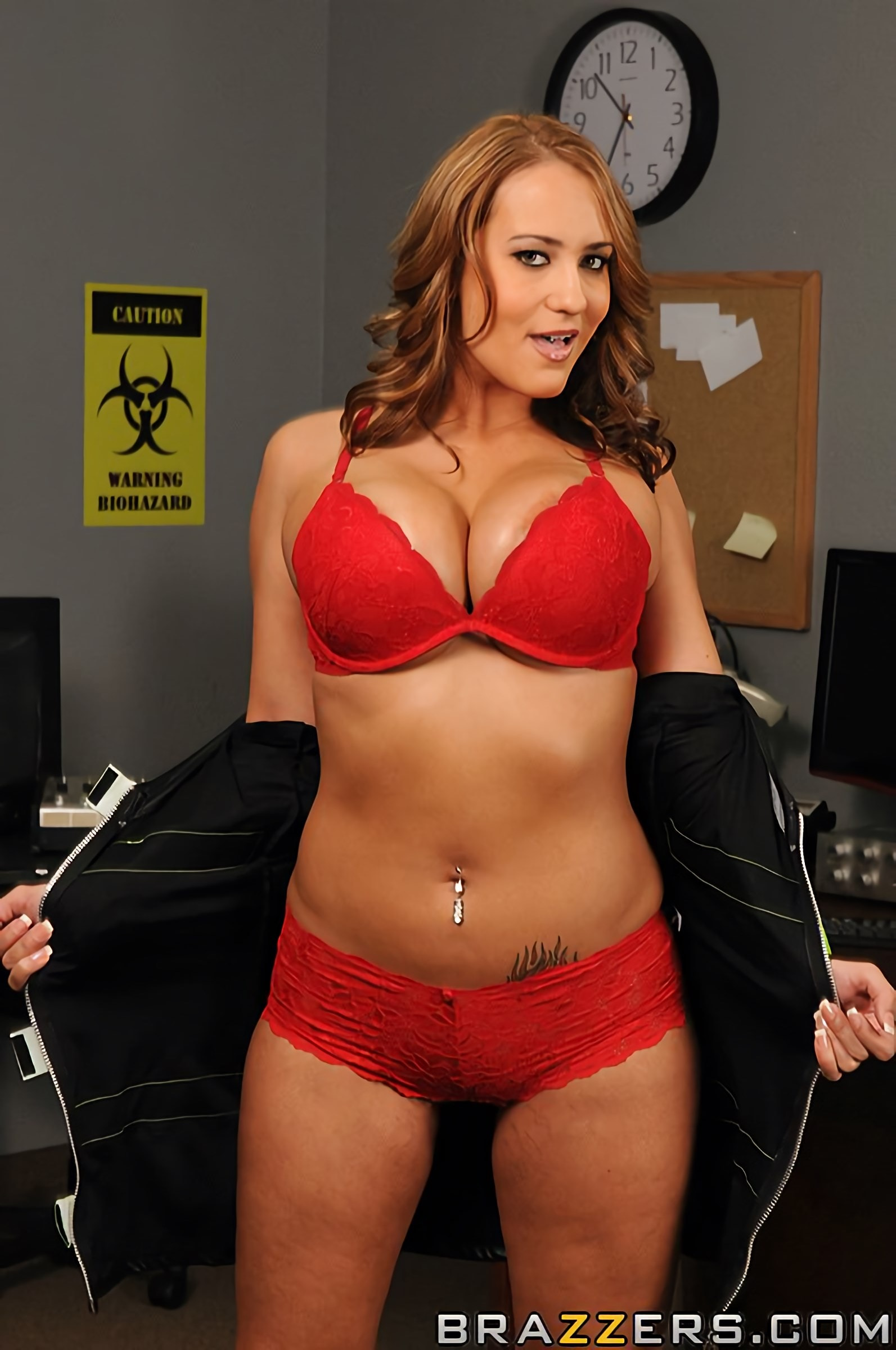 Brazzers 'Nuclear Tits' starring Trina Michaels (Photo 3)