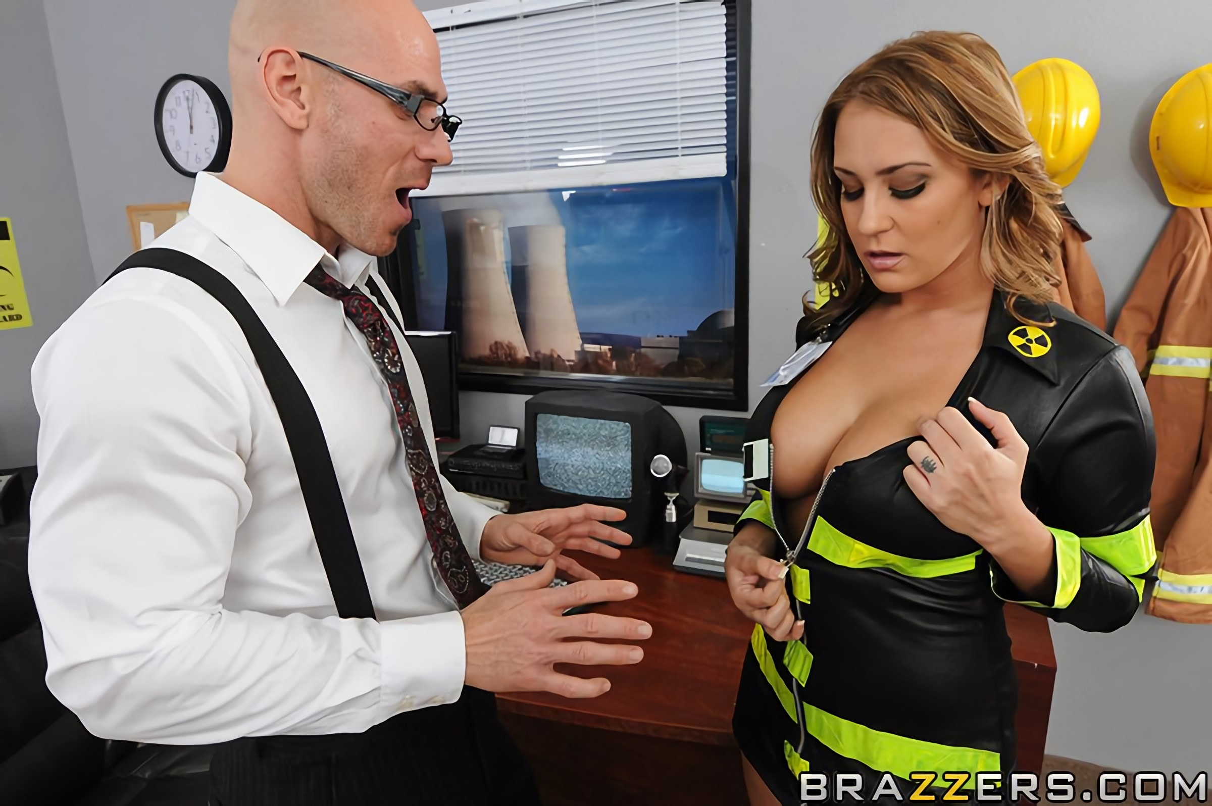 Brazzers 'Nuclear Tits' starring Trina Michaels (Photo 7)