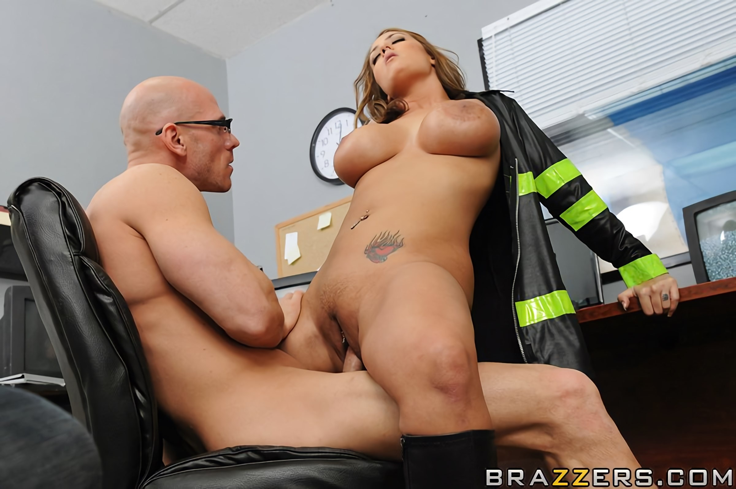Brazzers 'Nuclear Tits' starring Trina Michaels (Photo 14)
