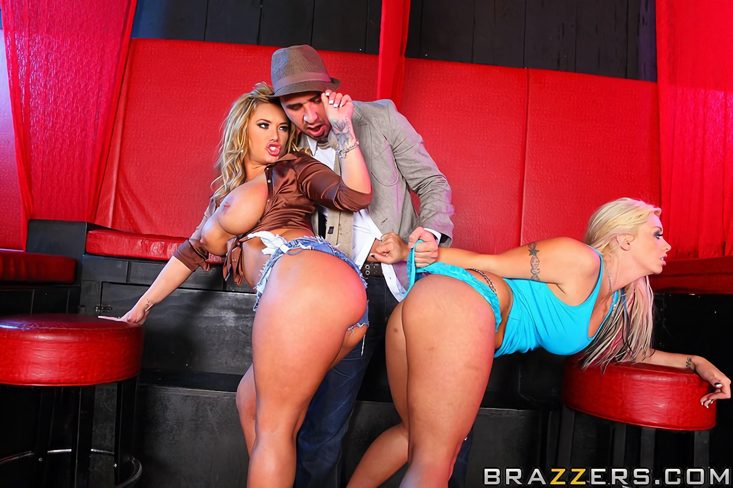 Brazzers 'Free Ass Ride' starring Brittney Skye (Photo 6)