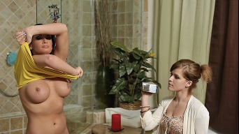 Tory Lane in 'The Send Off'
