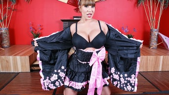 Ava Devine in 'Fisting and the Asian persuasion'
