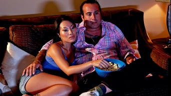 Asa Akira in 'Say hi to your Husband for me'