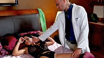 Rebeca Linares in 'Horny House Call'
