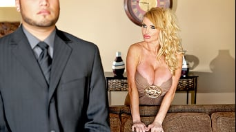 Taylor Wane in 'The Daily Routine'