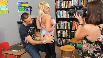 Madison Ivy in 'Film Production 101'