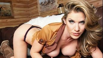 Kayla Paige en 'Safari Slut'